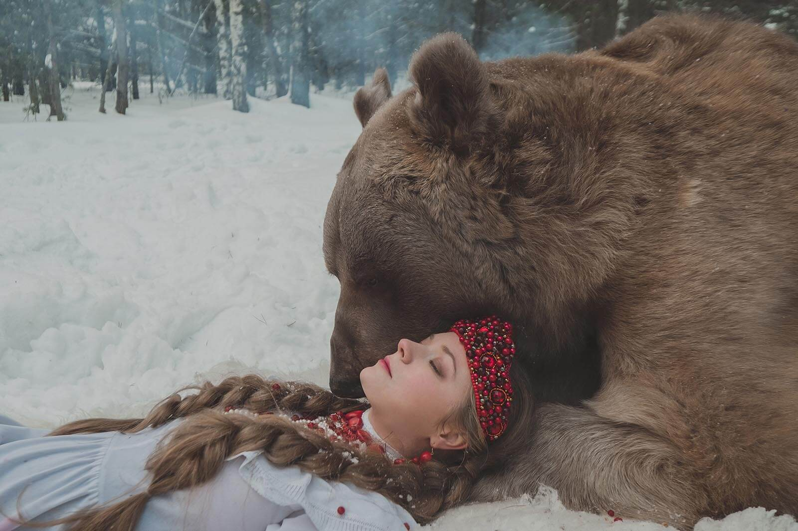 olga barantseva animal photos 14