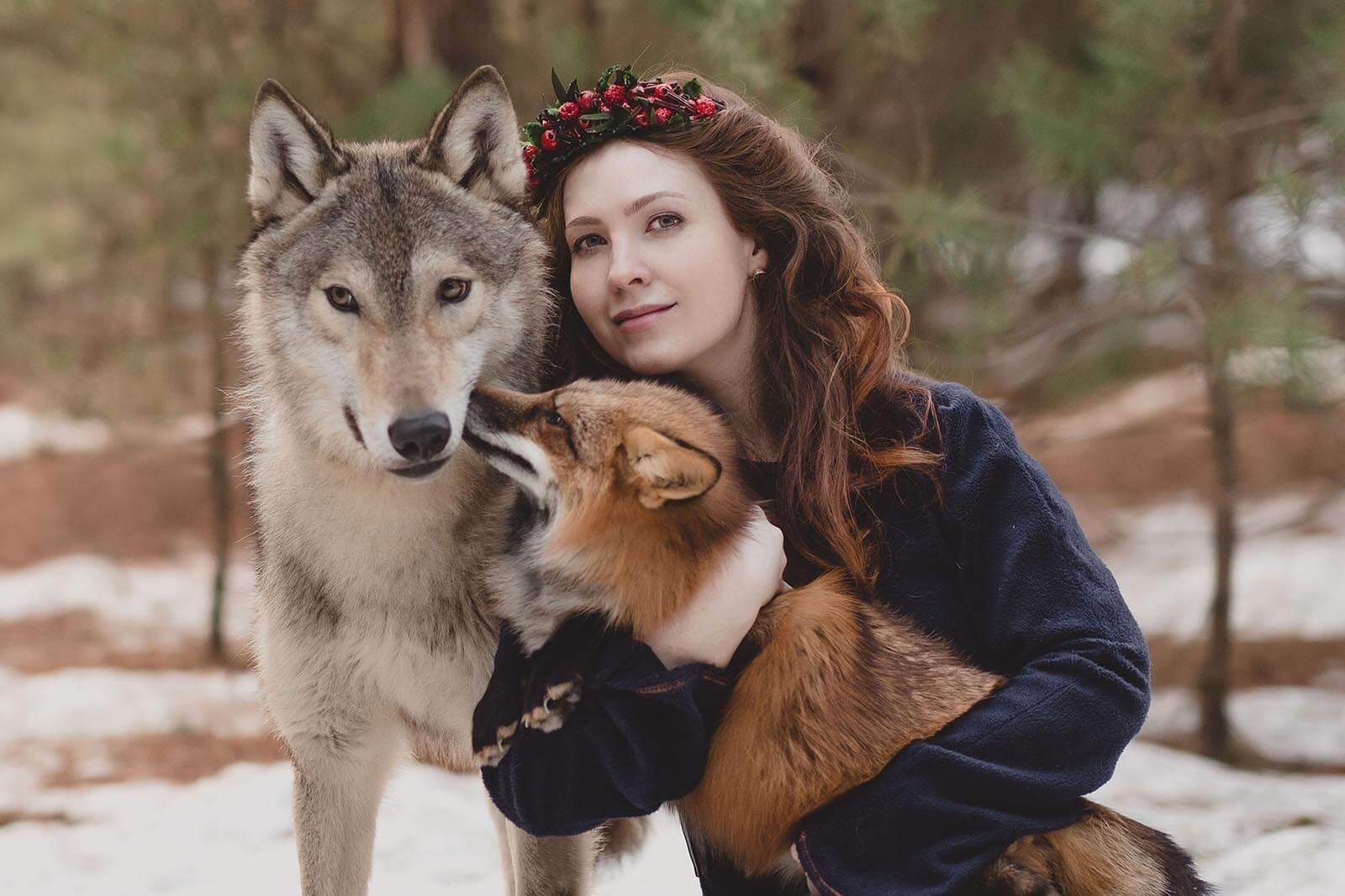 olga barantseva animal portraits 18