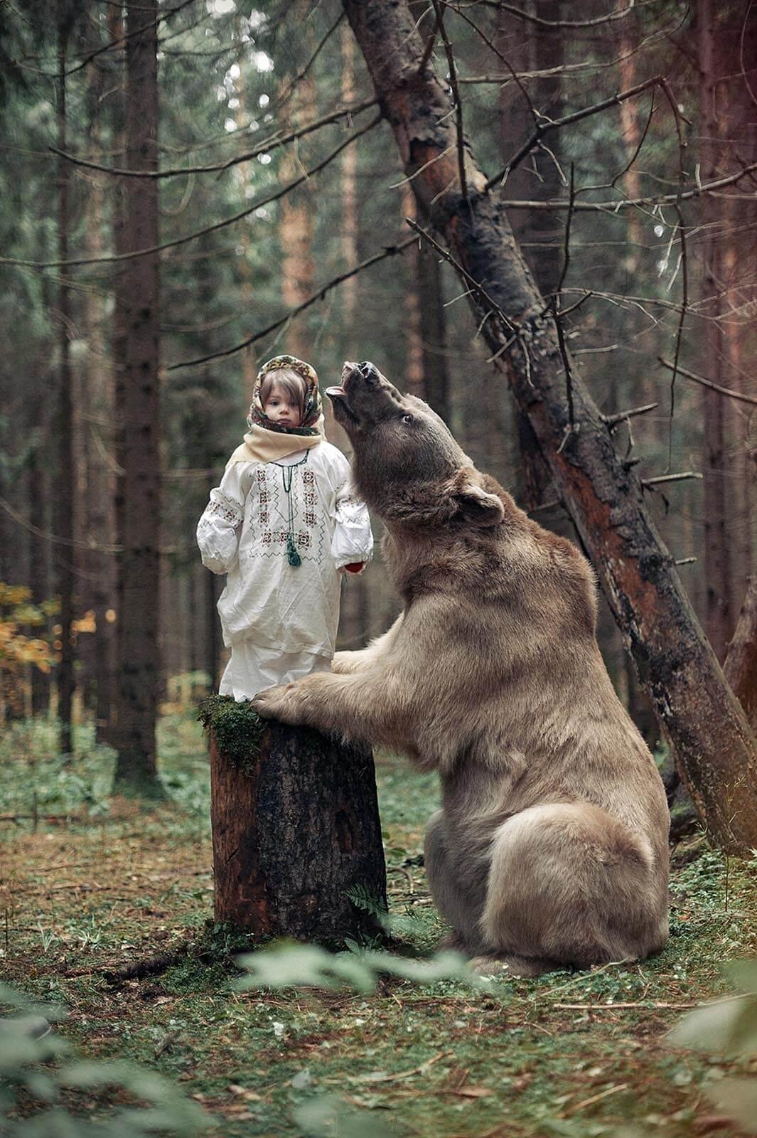 olga barantseva animal portraits 2