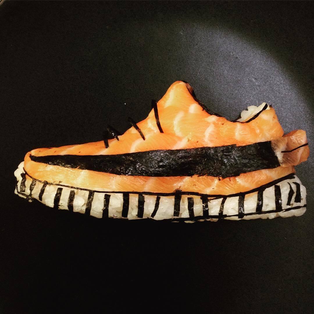 sushi shoes 2