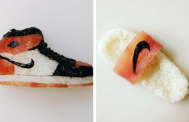 sushi shoes feat