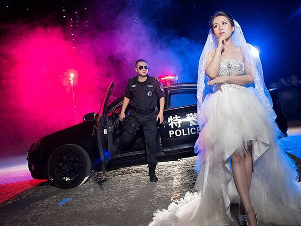 swat officer wedding photos (1)