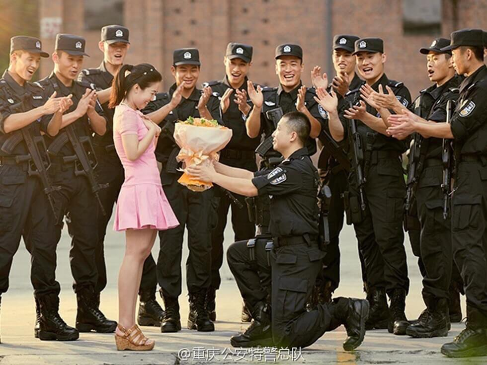 swat officer wedding photos 10 (1)