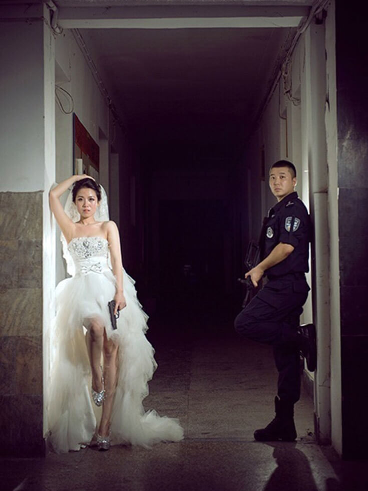swat officer wedding photos 4 (1)