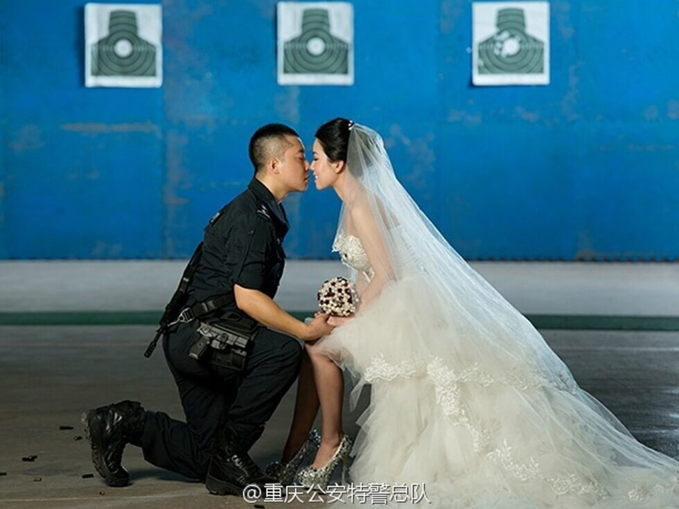 swat officer wedding photos 6 (1)