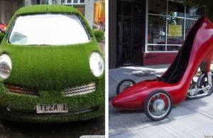 weird cars feat