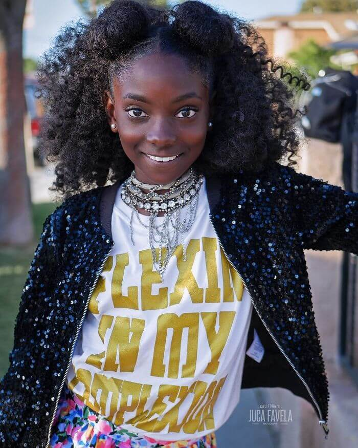 10 Year Old Kheris Rogers Shuts Down Bullying By Starting Empowering ...