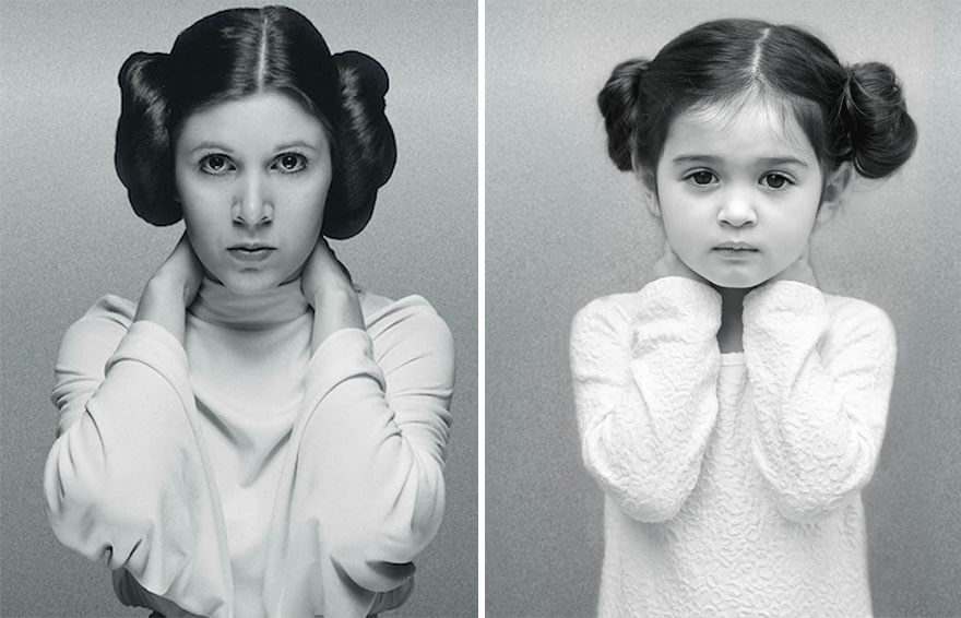 3-Year-Old Dresses Up As Famous Strong Women 3