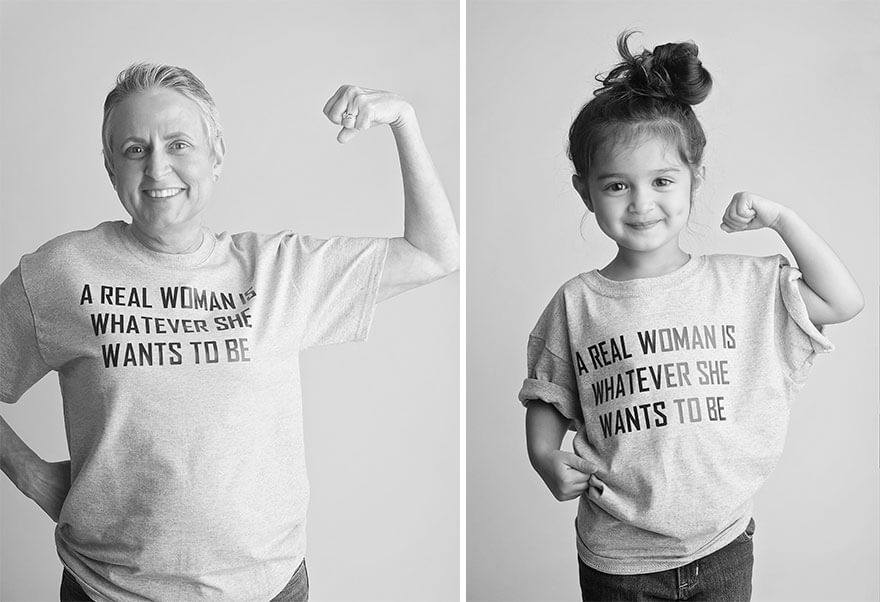 3-Year-Old Dresses Up As Famous Strong Women