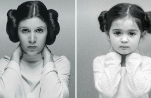 3 year old dressed as famous powerful women feat