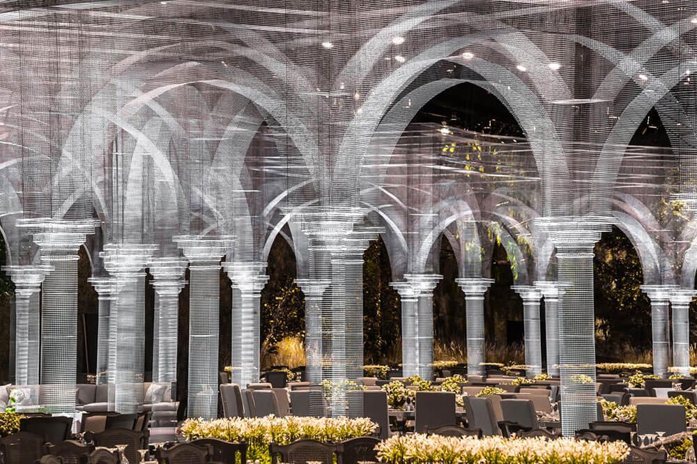 Edoardo Tresoldi wire architecture
