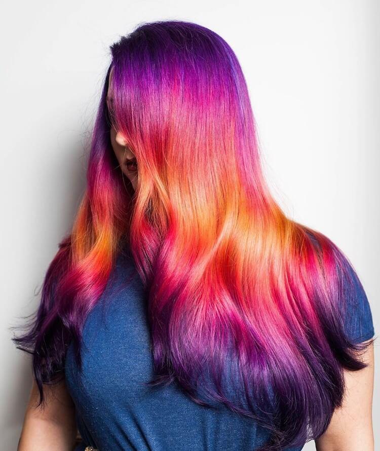 Shine Line hair style 13