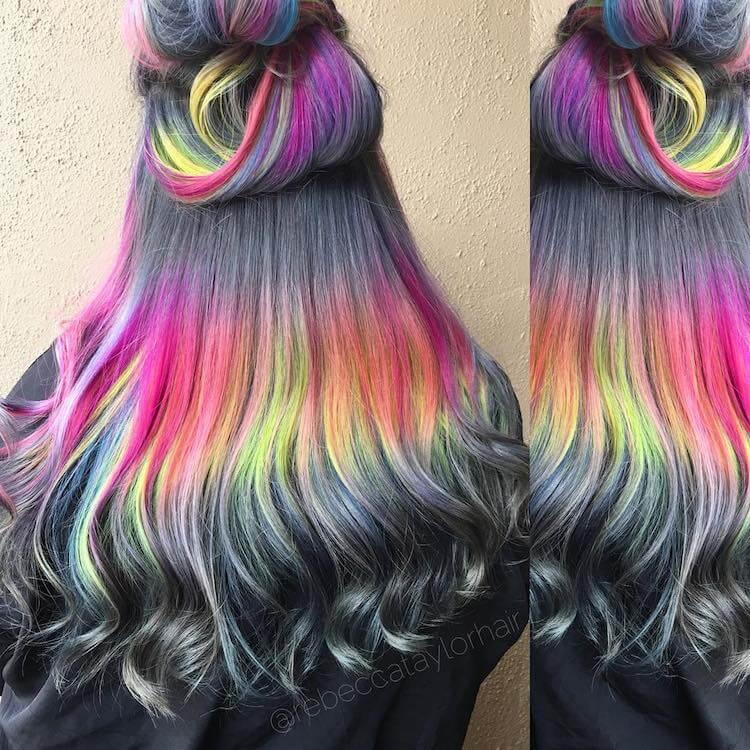 Shine Line hair style 14