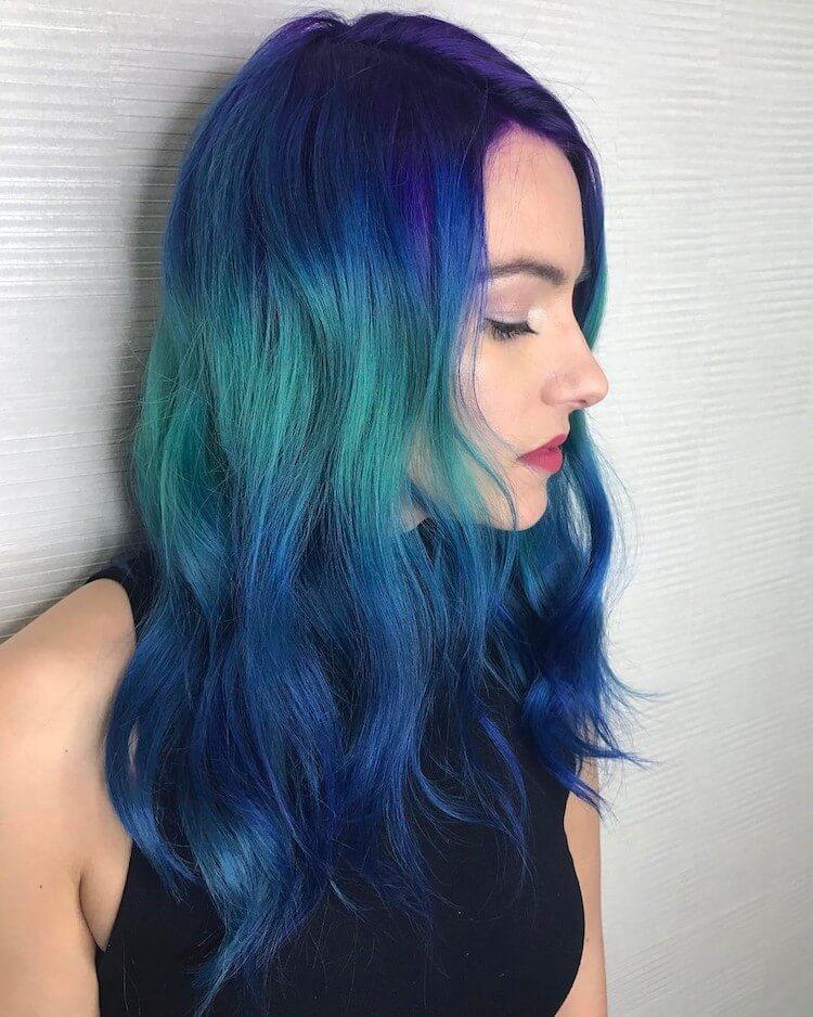 Shine Line hair trend 5