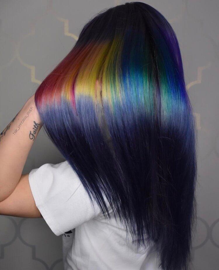 Shine Line hair style 8