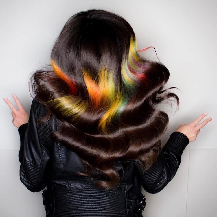 Shine Line hair style 9