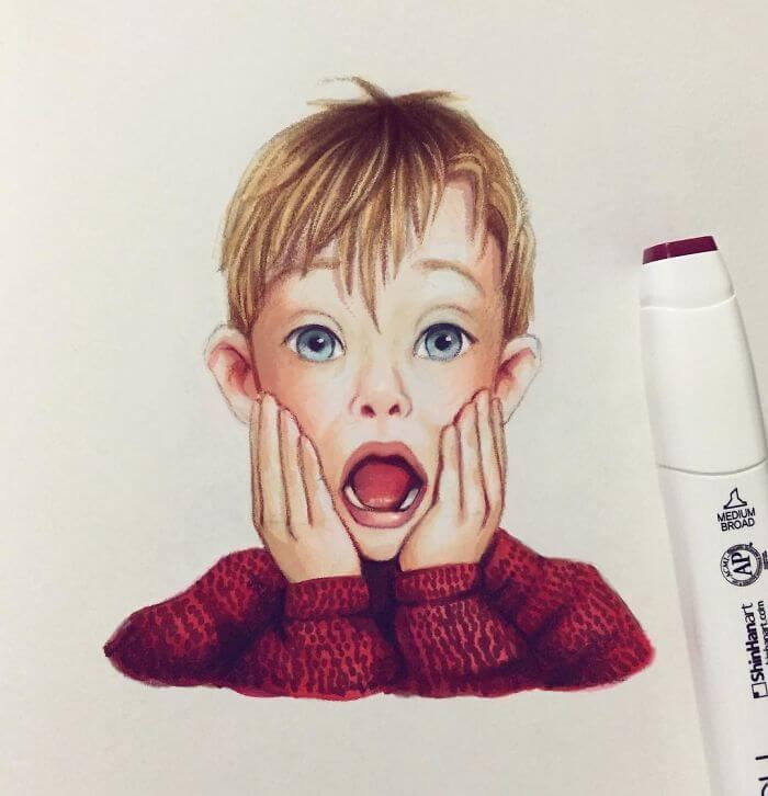 cute cartoon drawings 15