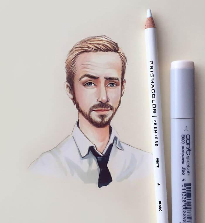 cute cartoon drawings 17