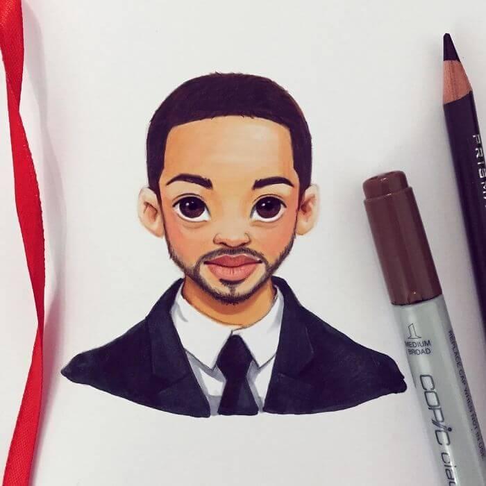 cute cartoon drawings 22