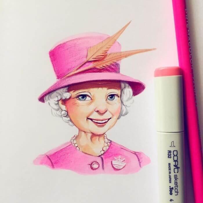 cute cartoon drawings 23