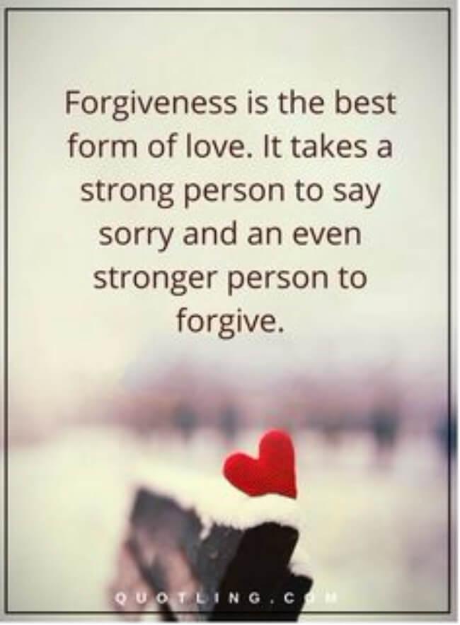 Superior Forgive Quotes 14