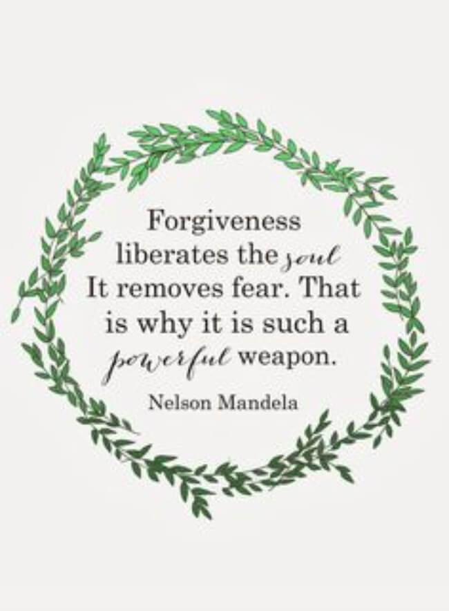 forgiveness lines 18