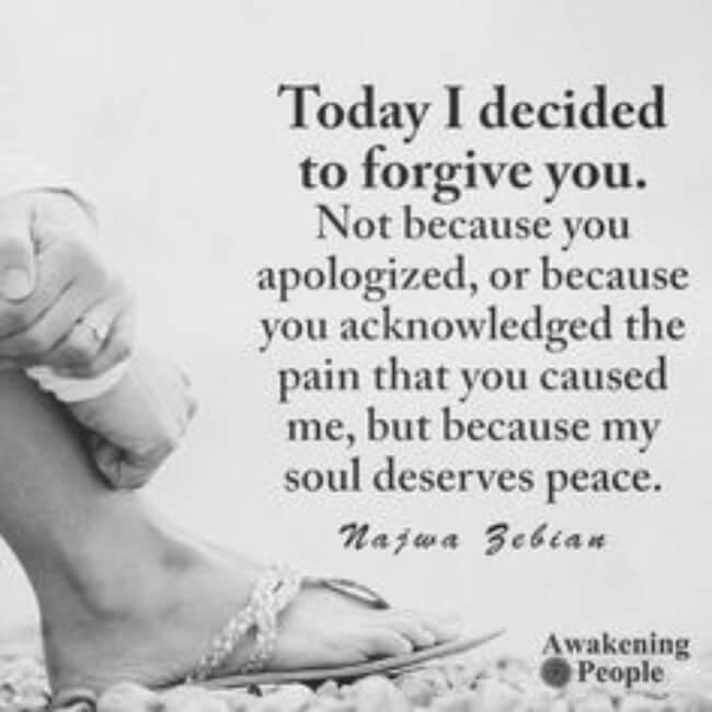 Forgiveness Quotes 2