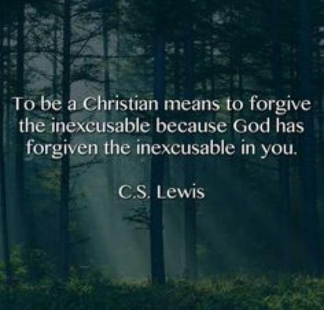 forgiveness lines 20