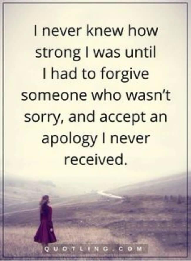 forgiveness lines 23