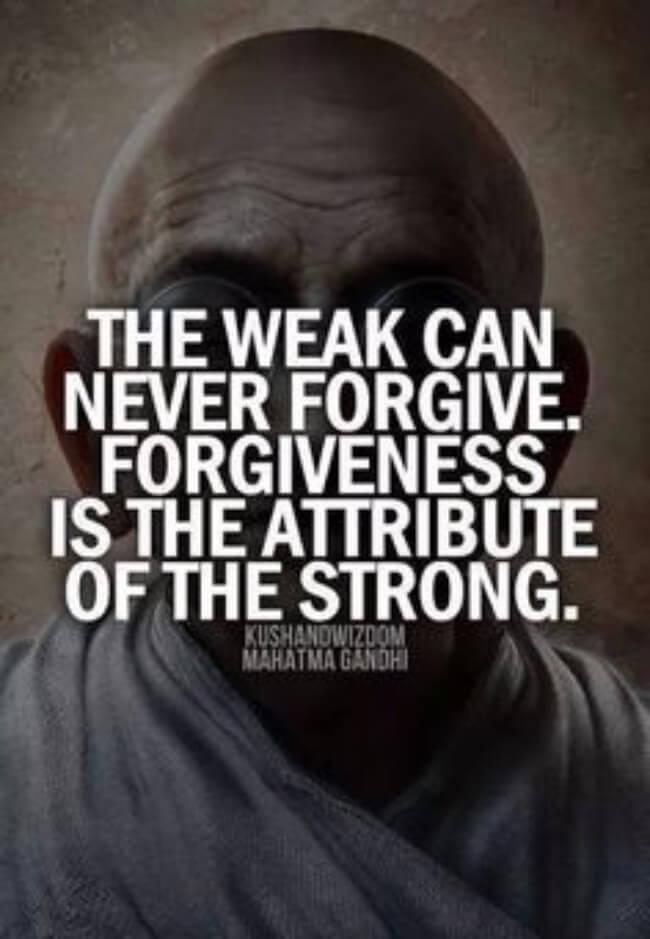 forgiveness words 28