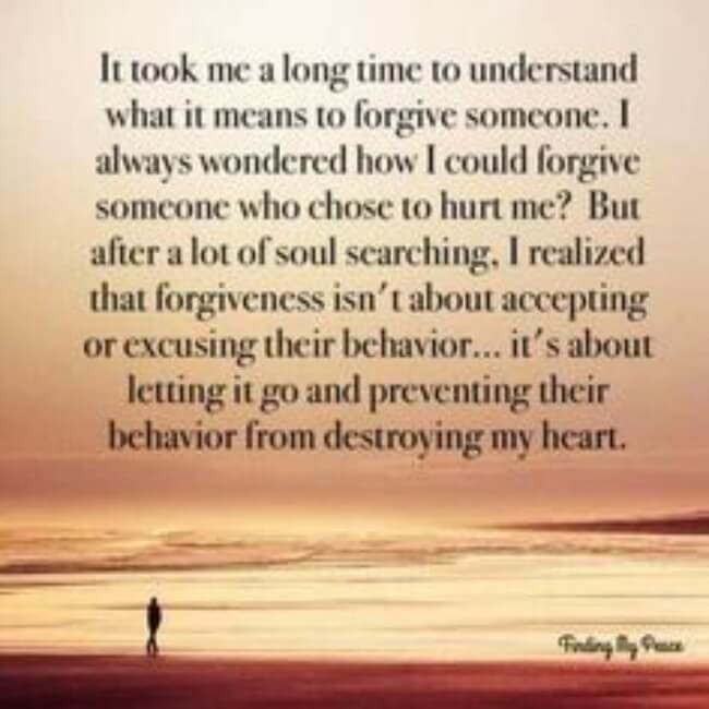 forgiveness words 36