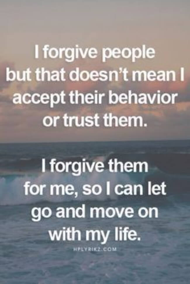 forgiveness sayings 51