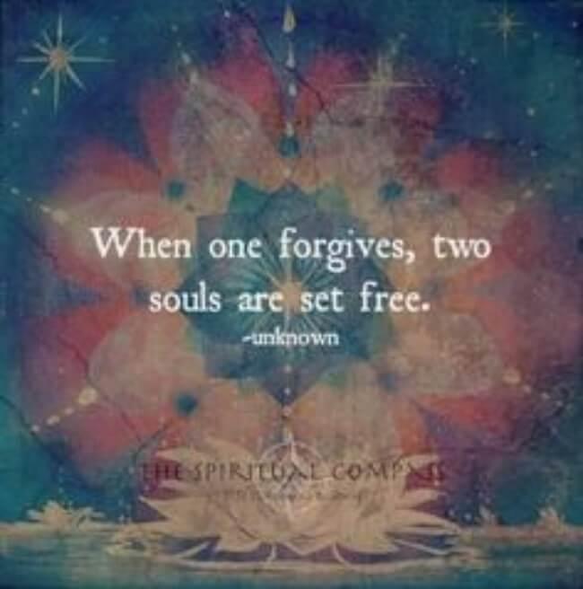 forgiveness sentences 64
