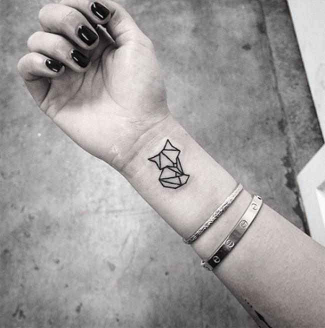 geometric tattoos .0
