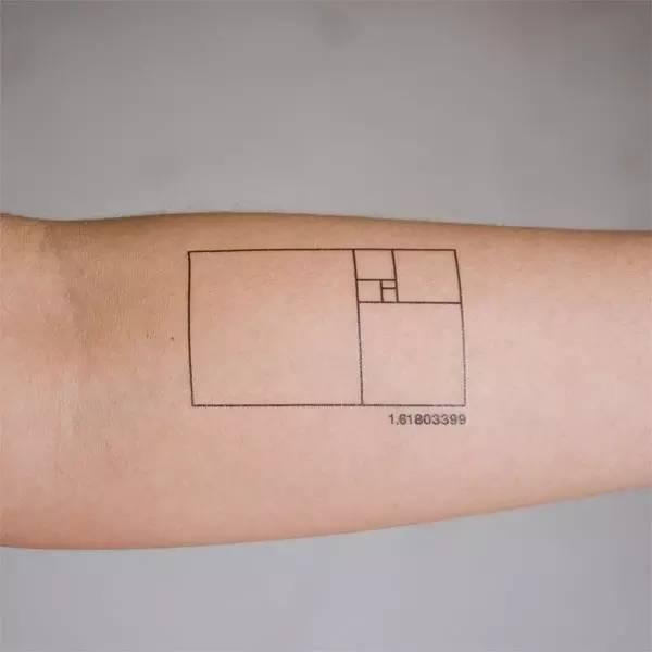 geometric tattoos 105