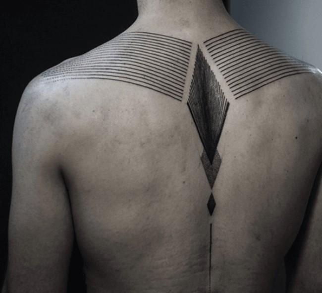 geometric tattoos 2.0