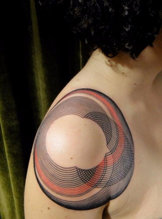 graphic tattoos 35