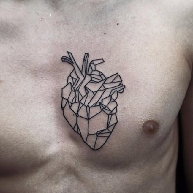 graphic tattoos 36
