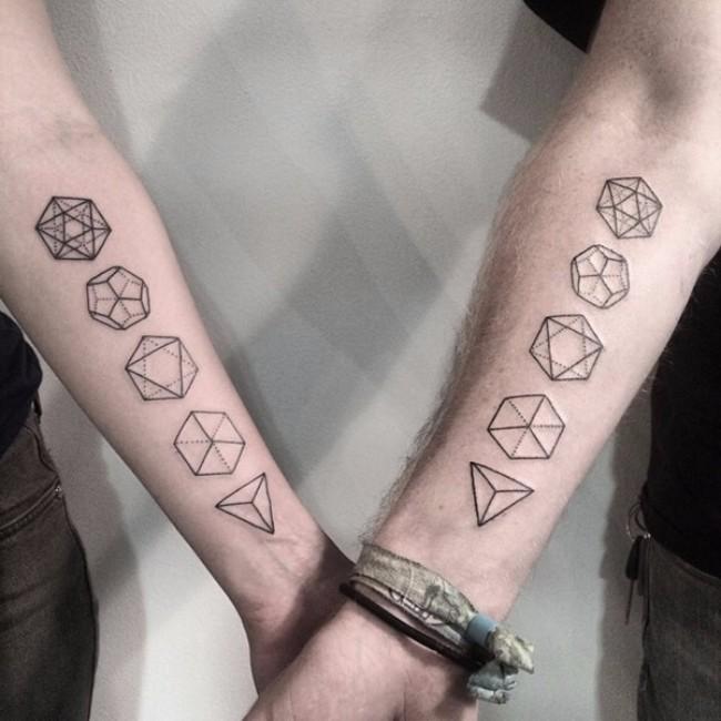 graphic tattoos 43