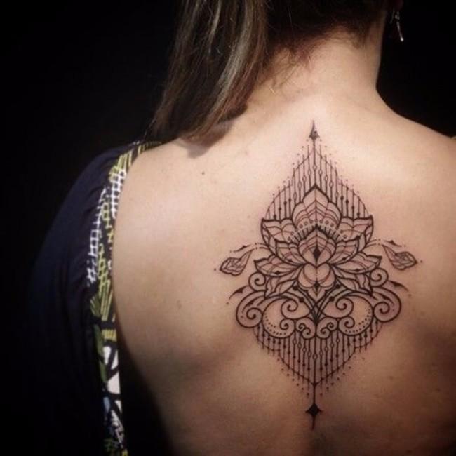 symmetrical tattoos 74