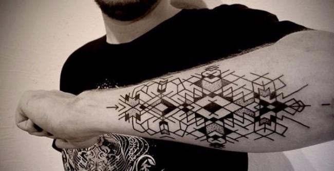 geometric ink 8