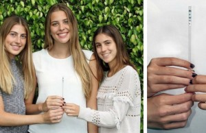 high school girls invent straw detecting date rape drug feat