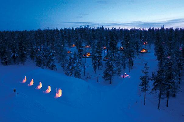 igloo hotel finland 2