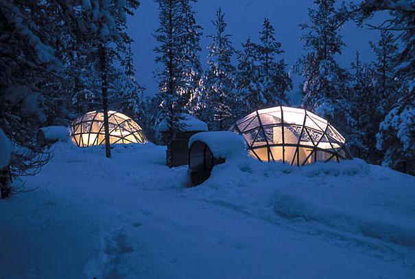igloo hotel finland 3