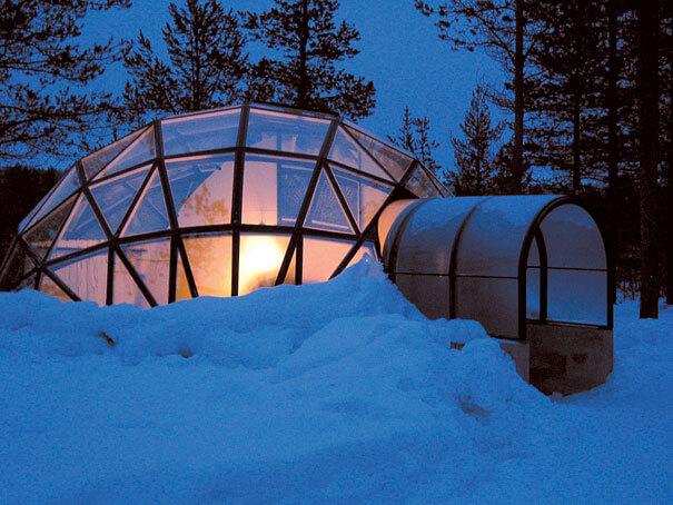igloo hotel finland 4