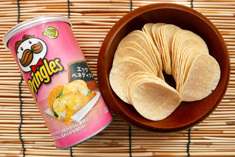 latest Pringles flavours released in Japan 9
