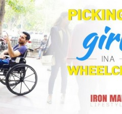 picking up girls in a wheel chair feat