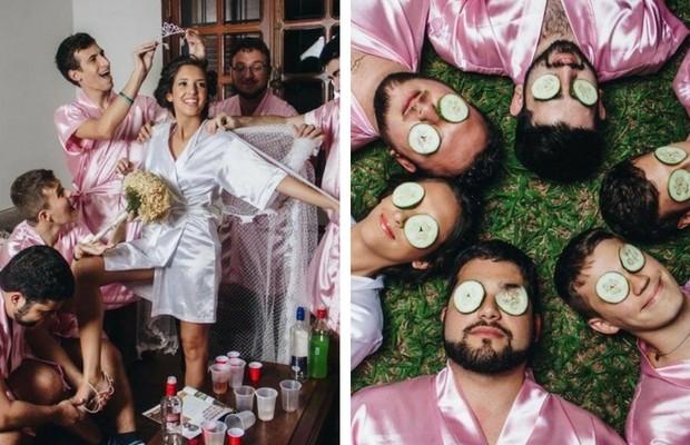rebeca bridal shower bros feat