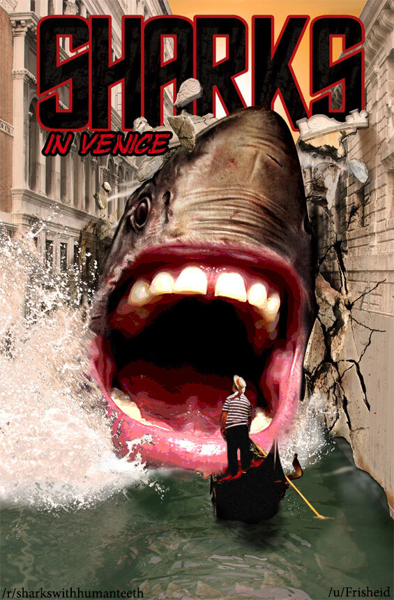 shark with human teeth 19