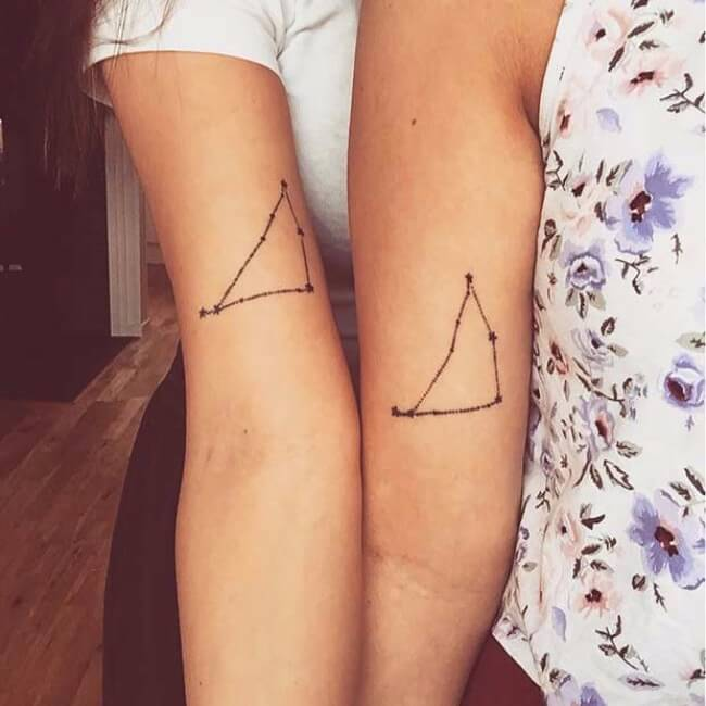 sister tattoo designs 13